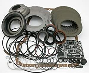 DODGE 68RFE Master Overhaul Rebuild Kit 2007-ON OVERHAUL KIT WITH FRICTION PLATES AND STEEL PLATES /…