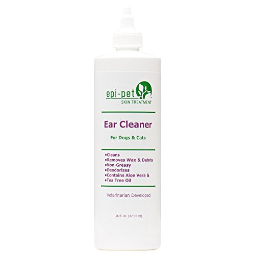 Epi-Pet Ear Cleaner for Pets, 16-Ounce