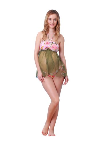 SP1356 Maillot de bain de grossesse Tankini Bikini transformable