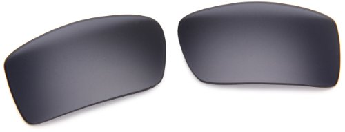 Oakley Gascan 16-467 Polarized Rimless Sunglasses,Multi Frame/Grey Lens,One - Gascan Sunglasses Oakley