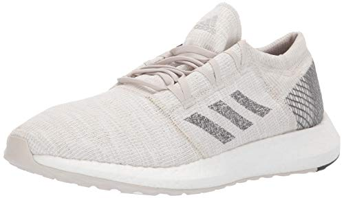 adidas Men's Pureboost Go, neon-Dyed/Grey/raw White 12 M US
