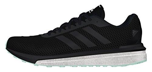 adidas Vengeful W, Chaussures de Running Entrainement Femme Noir - Negro (Negbas / Negbas / Verhie)