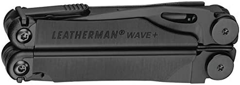 Schwarz LEATHERMAN 832526 WAVE PLUS