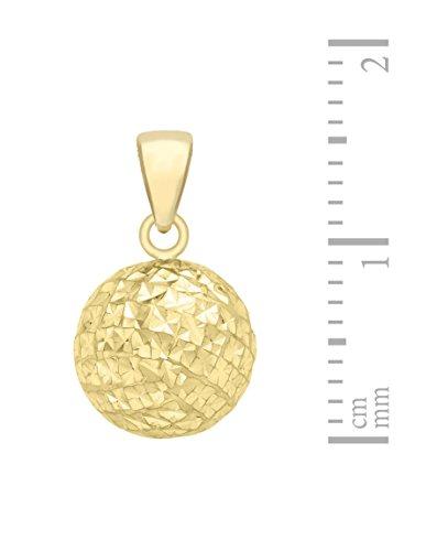 Carissima Gold Cadena con colgante de oro de 9 K (375/1000)