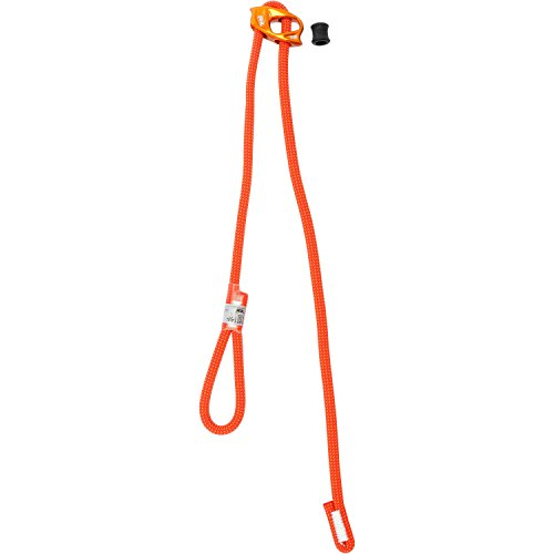 Petzl - CONNECT ADJUST, Single Positioning Lanyard with Adjustable Arm