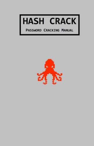 Hash Crack: Password Cracking Manual cover