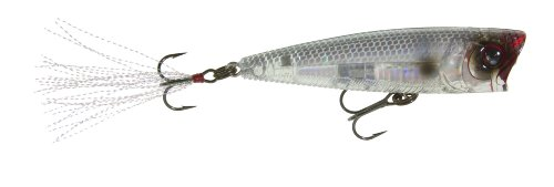 loating Lure, Prism Ghost Shad, 3-Inch ()
