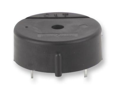 PKB24SPCH3601-B0 - Transducer, Piezo, Buzzer, Buzzer, 3 VDC, 12 V, 16 mA, 90 dB (PKB24SPCH3601-B0) (Pack of 10) by MURATA