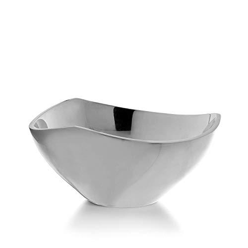 Nambe Tri-Corner Bowl, 7.5-Inch (Large Bowl Corner Extra)