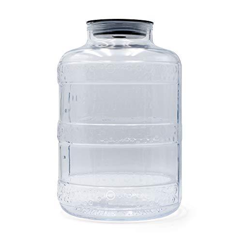 Big Mouth Bubbler EVO 6.5 Gallon Glass Carboy Fermentor (Big Mouth Bubbler 5 Gallon Glass Fermenter)