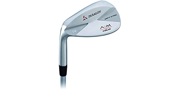 Amazon.com: Wedge Club de Golf por Paragon lente Wedge Acero ...