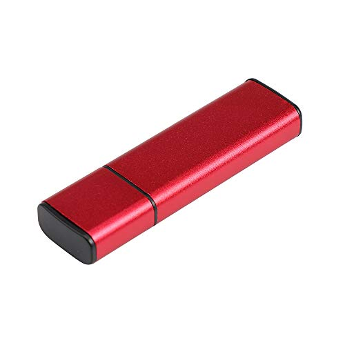 Sonmer USB 3.0 Flash Drive Pen Storage Digital U Disk (Red, 32GB)