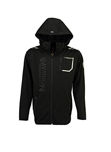 Noir Softshell Tortue Norway Homme Geographical P4xqCIwRzn