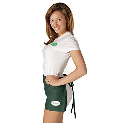 True Blood Sookie Stackhouse Merlotte's Bar & Grill T-shirt and Apron Costume Set (Juniors Medium)
