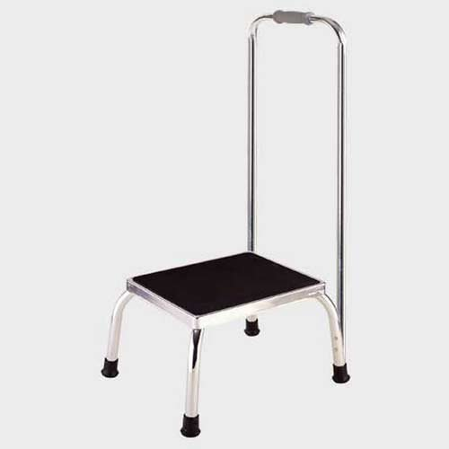 Metal Foot Stool with Safety Handrail & Metal Foot Stool with Safety Handrail: Amazon.co.uk: Health ... islam-shia.org