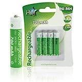 Pile aAA rechargeable batterie de rechange pour téléphone a415 duo gigaset a400/trio