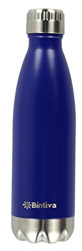 bintiva Sports Water Bottle Insulated
