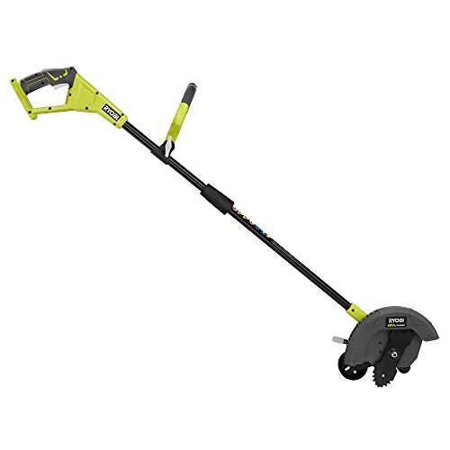 Ryobi P2300A ONE+ 9 in. 18-Volt Lithium-Ion Cordless Edger - Battery and Charger Not - Cordless Lawn Edger