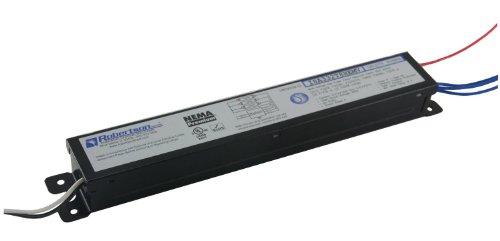 ROBERTSON 3P20167 Fluorescent eBallast for 3 F32T8 Linear Lamps, Instant Start, 120-277Vac, 50-60Hz, Normal Ballast Factor, HPF, NEMA Premium, Model ISA332T8HEMV /A (Successor to ROBERTSON 3P20015)
