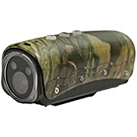 OHO 16GB 1080 HD IP66 Waterproof Hunting and Gun Shooting Camera in Camofluage Color Recording 15M Pixel Photo