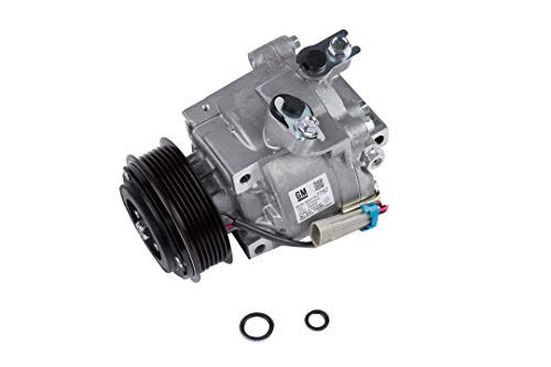 A//C Compressor and Clutch ACDelco GM Original Equipment 15-20941