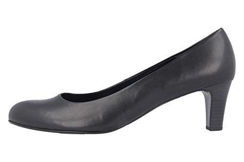 Gabor Women's Court Shoes Black Shoes in Plus Sizes edAGR290Vd