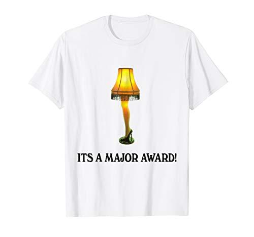 Its A Major Award! Funny Christmas T-shirt