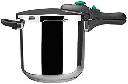 Magefesa 01OPDINAM08 - Olla Magefesa rapida Dynamic/ DB 8, 7.5L., acero inoxidable, el embalaje puede variar: Amazon.es: Hogar