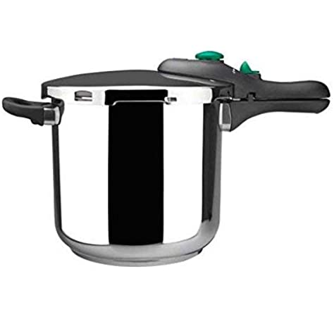 BRA Vitesse - Olla a presión rápida, 9 litros, 24 cm, acero ...