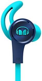 Monster 137093-00 Con micrófono In-ear Azul