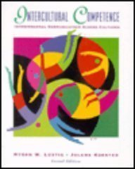 Intercultural Competence: Interpersonal Communication Across Cultures