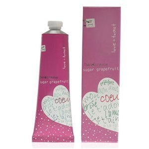 Love & Toast Hand Creme Sugar Grapefruit