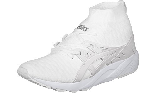 Asics - Gel Kayano Trainer Knit MT White/White - Sneakers Hombre blanco