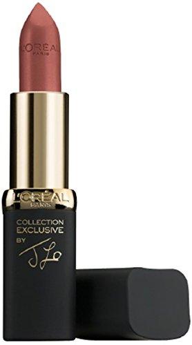 L'Oréal Paris Colour Riche Collection Exclusive Lipstick, Jennifer's Nude, 0.13 oz. - Exclusive Collection