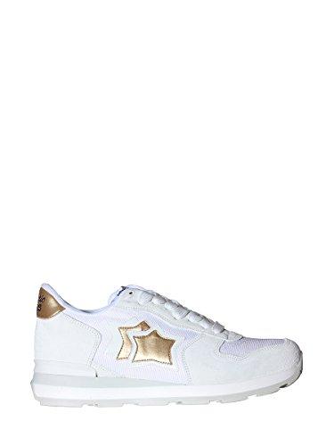 Scarpa Stars oro Donna Atlantic Bianco Sneakers wwBaWprqc