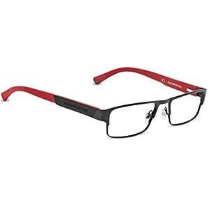 Emporio Armani EA 1005 Men's Eyeglasses Matte Black 52