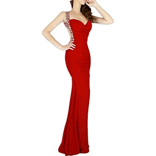Promstar Shoulder Mermaid Evening Dresses product image