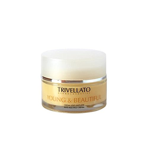 Cheap Young & Beautiful- Anti-Aging Night Face Cream- All Natural Ingredients- Made in Italy