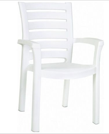 Compamia Marina Stacking Dining Arm Chair Set of 4