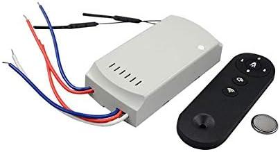 Sonoff IFan02 - Kit de mando a distancia para ventilador de techo ...