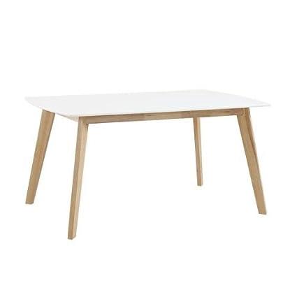 retro modern furniture. Walker Edison 60\u0026quot; Retro Modern Wood Dining Table, Furniture R
