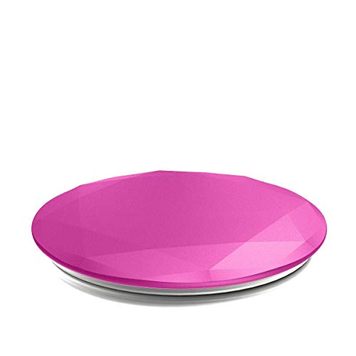 PopSockets: Collapsible Grip & Stand for Phones and Tablets - Fuchsia Metallic Diamond