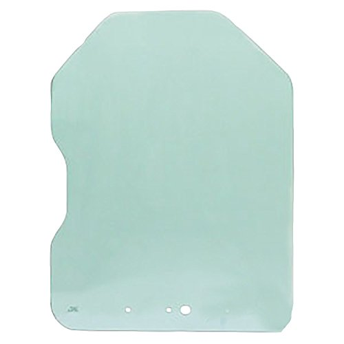 Front Door Glass Window for Bobcat Skid Steer T110 T140 T180 T190 T250 T300 T320 - Front Door Glass Window