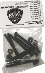 Khiro Flathead Hardware 1-1/2