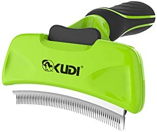 ✿Autumn. Deshedding Tool & Pet Grooming Brush for Small, Medium & Large Dogs, Cats & Horses, With Short to Long Hair. Dramatically Reduces Shedding pet hair (S)