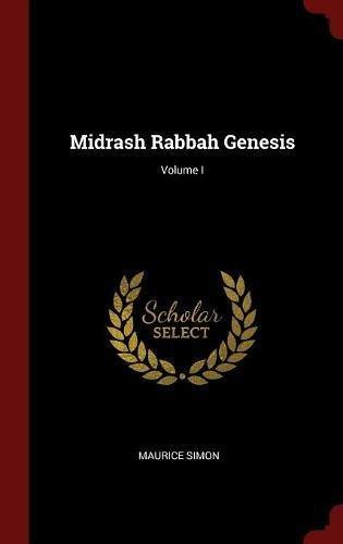 Midrash Rabbah Genesis; Volume I