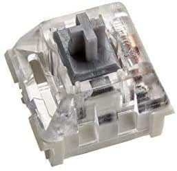 Kailh Switches for Mechanical Gaming Keyboard (Speed Silver, 65 Pcs)