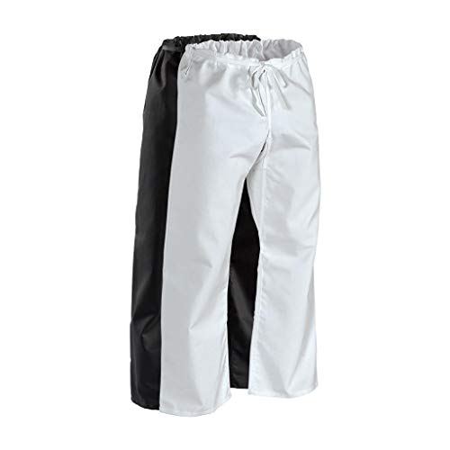 Century Middleweight Traditional Drawstring Pants Black size 4