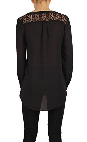 Asimmetrica Donna By Cappotto L Blusa Kimono Giacca Lunga Clara Stile S A w4qqZI1a