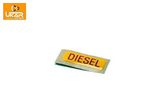 (Land Rover Defender Label Diesel Fuel Part# WLE000020 )